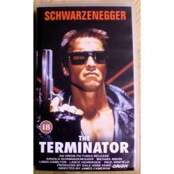 The Terminator (VHS)