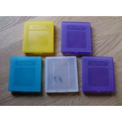 Nintendo GameBoy: 5 plast-cover selges samlet