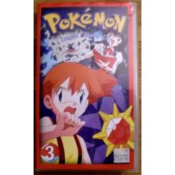 Pokemon: Nr. 3 - Kampen i Pewter City (VHS)
