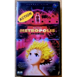 Metropolis (VHS)