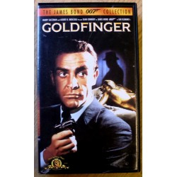 James Bond 007: Goldfinger (VHS)