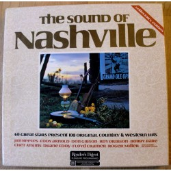 The Sound of Nashville: Collector's Edition (LP)
