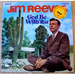Jim Reeves: God Be With You (LP)