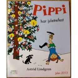 Astrid Lindgren: Pippi har juletrefest - Julen 2013