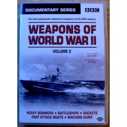 Weapons of World War II: Volume 2