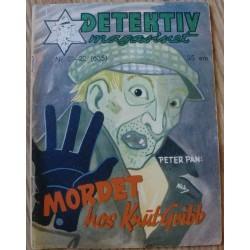 Detektivmagasinet: Nr. 21-22 - 635 - 30. mai 1953
