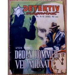 Detektivmagasinet: Nr. 11-12 - 656 - 20. mars 1954
