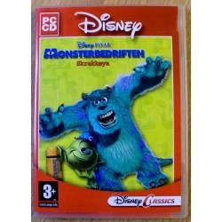 Disney Classics: Monsterbedriften - Skrekkøya