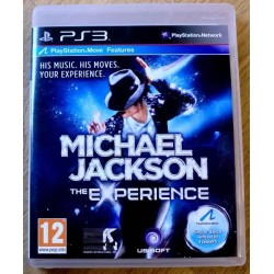 Playstation 3: Michael Jackson: The Experience (Ubisoft)