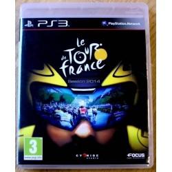 Playstation 3: Le Tour de France 2014 (Cyanide Studio)