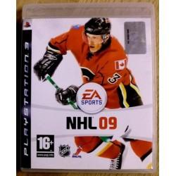 Playstation 3: NHL 09 (EA Sports)