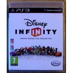 Playstation 3: Disney Infinity (Disney)