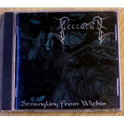 Peccatum: Strangling From Within (CD)