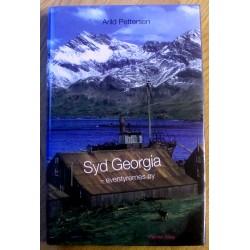 Arild Pettersen: Syd Georgia - Eventyrernes øy - Signert