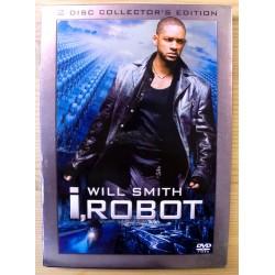 i, Robot: 2 Disc Collector's Edition