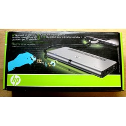 HP Notebook QuickDock - HSTNN-WX05 - Docking Station