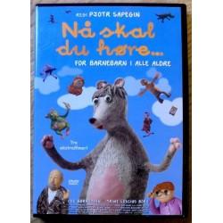 Nå skal du høre... For barnebarn i alle aldre (DVD)