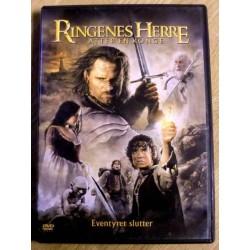 Ringenes Herre: Atter en konge (DVD)