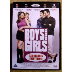 Boys and Girls - Sex Changes Everything! (DVD)
