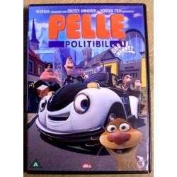 Pelle Politibil - Går i vannet (DVD)