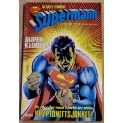 Supermann: 1981 - Nr. 6 - Kryptonittsjokket!
