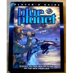Blue Planet Player's Guide (RPG - rollespill)