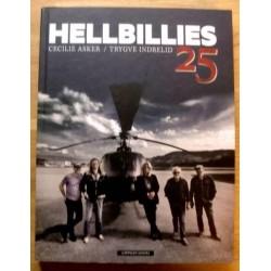 Hellbillies 25 - Signert bok!