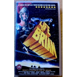 Monty Python's Life of Brian (VHS)