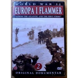 World War II: Europa i flammer: Nr. 2 (DVD) * NY *