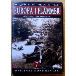 World War II: Europa i flammer: Nr. 7 (DVD) * NY *