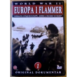 World War II - Europa i flammer - Nr. 1 (DVD) * NY *