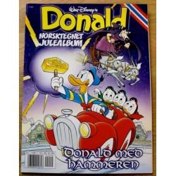 Donald med hammeren - Norsktegnet album