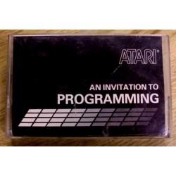 An Invitation to Programming - Model CX-4101