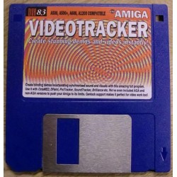 CU Amiga Cover Disk Nr. 83: Videotracker