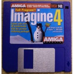 CU Amiga Cover Disk Nr. 148: Imagine 4