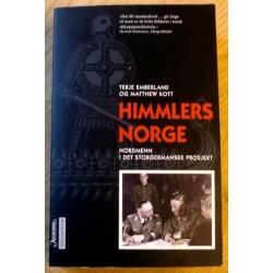 Himmlers Norge - Nordmenn i Det storgermanske prosjekt
