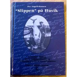 Slippen på Huvik - En kystnær historie fra Sandefjord