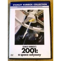 Stanley Kubricks 2001 - A Space Odyssey (DVD)