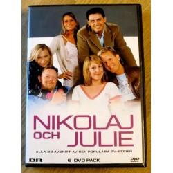 Nikolaj och Julie - Alla 22 avsnitt (DVD)