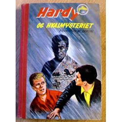 Hardy-guttene - Nr. 48 - Hardy og hvalmysteriet