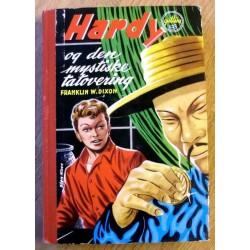Hardy-guttene - Nr. 23 - Hardy og den mystiske tatovering