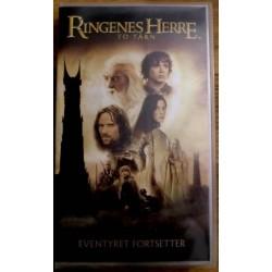 Ringenes Herre: To Tårn (VHS)