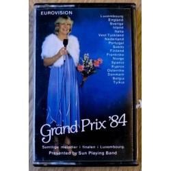 Eurovision Grand Prix 1984 (kassett)