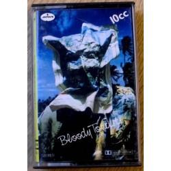 10cc: Bloody Tourists (kassett)
