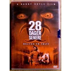 28 dager senere: Dagene er talte (DVD)